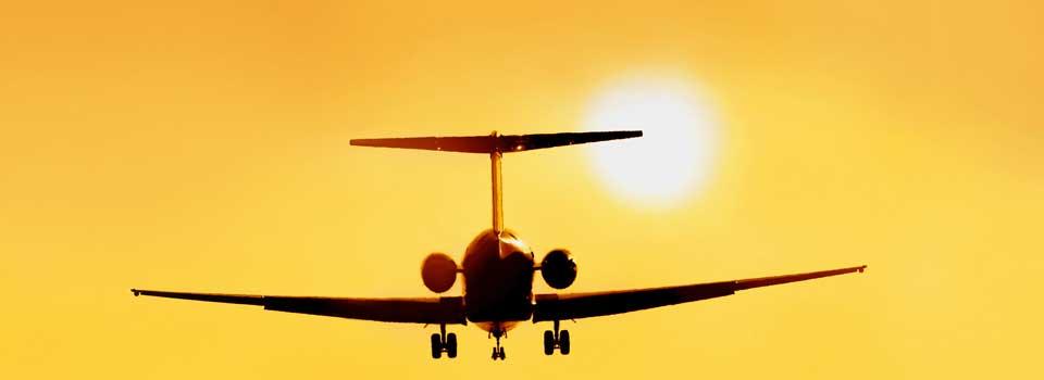 Flugzeug-nach-Budapest